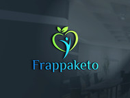 Frappaketo or frappaKeto or frappaketo uppercase or lowercase variations Logo - Entry #96
