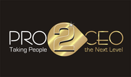 PRO2CEO Personal/Professional Development Company  Logo - Entry #32