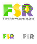 FoodSafetyRecruiter.com Logo - Entry #26