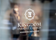 Kingdom Insight Church  Logo - Entry #165