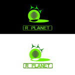 R Planet Logo design - Entry #31