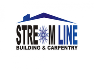 STREAMLINE building & carpentry Logo - Entry #129