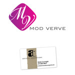 Fashionable logo for a line of upscale contemporary women's apparel  - Entry #58