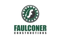 Faulconer or Faulconer Construction Logo - Entry #354