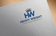 Heavyweight Jiujitsu Logo - Entry #217