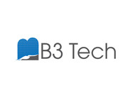 B3 Tech Logo - Entry #90