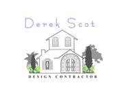 Derek Scot, Design Contractor Logo - Entry #55