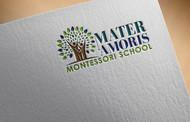 Mater Amoris Montessori School Logo - Entry #117