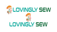 Lovingly Sew Logo - Entry #93