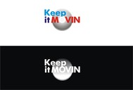 Keep It Movin Logo - Entry #36