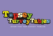 Topsey turvey tables Logo - Entry #152