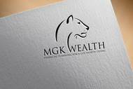 MGK Wealth Logo - Entry #439