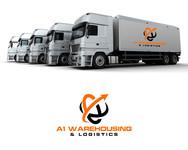A1 Warehousing & Logistics Logo - Entry #211