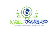 Well Traveled Logo - Entry #104