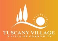 Tuscany Village Logo - Entry #144