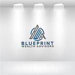 Blueprint Wealth Advisors Logo - Entry #451