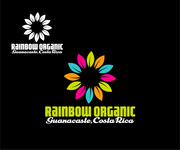 Rainbow Organic in Costa Rica looking for logo  - Entry #166
