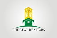 The Real Realtors Logo - Entry #23