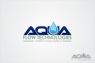 AquaFlow Technologies Logo - Entry #45