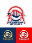 Regenerwave Men's Clinic Logo - Entry #70