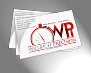 Willrich Precision Logo - Entry #48