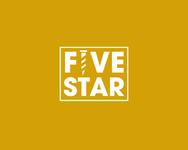 Five Star Logo - Entry #137