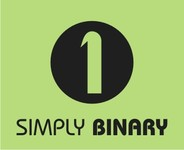 Simply Binary Logo - Entry #71