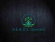 H.E.A.D.S. Upward Logo - Entry #155
