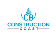 CA Coast Construction Logo - Entry #150