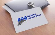 CMW Building Maintenance Logo - Entry #476