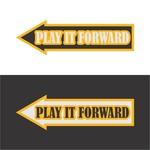 Play It Forward Logo - Entry #115
