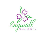 Engwall Florist & Gifts Logo - Entry #159