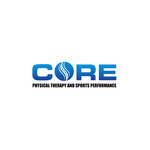 Core Physical Therapy and Sports Performance Logo - Entry #283