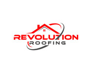 Revolution Roofing Logo - Entry #468