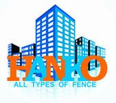 Hanko Fencing Logo - Entry #347