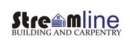 STREAMLINE building & carpentry Logo - Entry #76