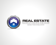 Real Estate Marketing Rainmaker Logo - Entry #39