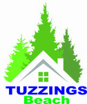Tuzzins Beach Logo - Entry #147
