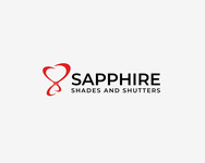 Sapphire Shades and Shutters Logo - Entry #77