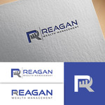 Reagan Wealth Management Logo - Entry #300
