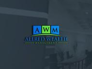 ALLRED WEALTH MANAGEMENT Logo - Entry #453