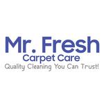 Mr. Fresh Carpet Care Logo - Entry #123