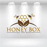 Honey Box Logo - Entry #150
