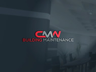 CMW Building Maintenance Logo - Entry #184
