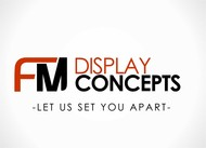 FM Display Concepts Logo - Entry #47
