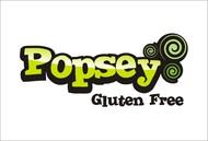 gluten free popsey  Logo - Entry #114
