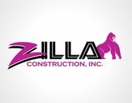 Zilla Construction, Inc Logo - Entry #73