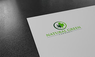 Natural Green Cannabis Logo - Entry #93
