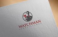 Watchman Surveillance Logo - Entry #207