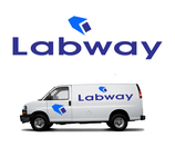 Laboratory Sample Courier Service Logo - Entry #72